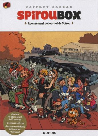 Le journal de Spirou édition coffret