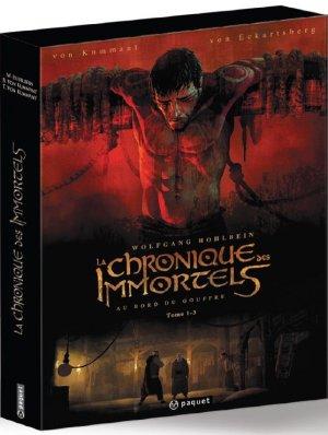 La chronique des Immortels # 1 coffret
