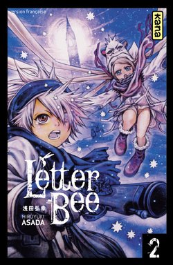 Letter Bee T.2