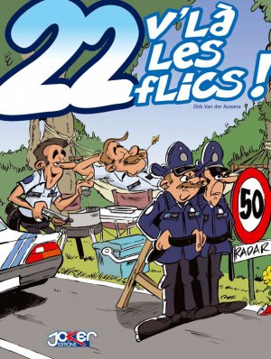 22, V'là les flics ! édition simple