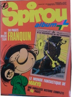 Le journal de Spirou édition HS - Album +