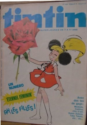 Tintin édition Simple