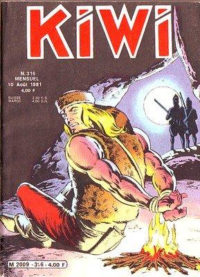 Kiwi # 316