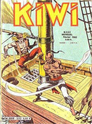 Kiwi # 322