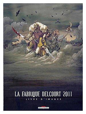 La fabrique Delcourt # 8