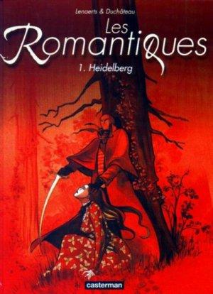 Les romantiques édition Simple