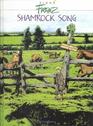 Shamrock song édition reedition