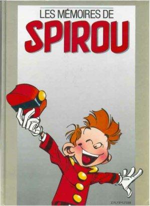 Les mémoires de Spirou 1 - Les Mémoires de Spirou