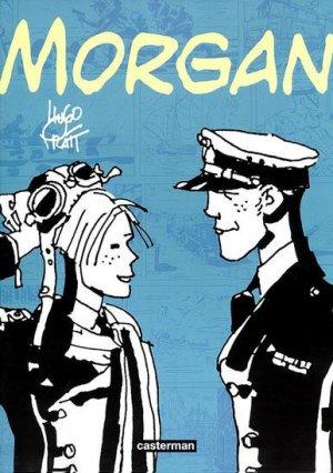Morgan édition Simple (cartonée)