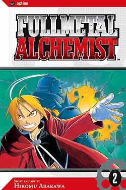 Fullmetal Alchemist édition Américaine