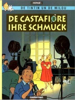 Tintin (Les aventures de) édition Alsacien simple