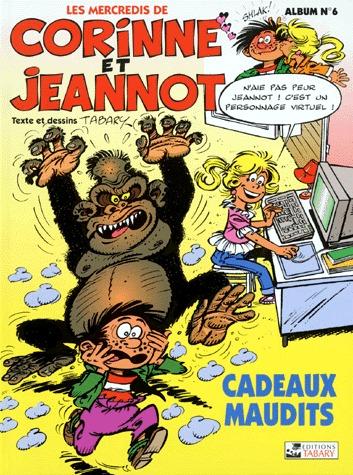 Corinne et Jeannot 7 - 6 - Cadeaux maudits