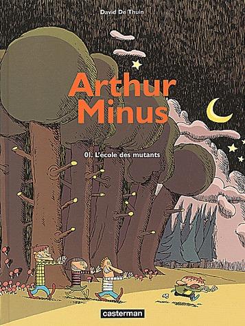 Arthur Minus
