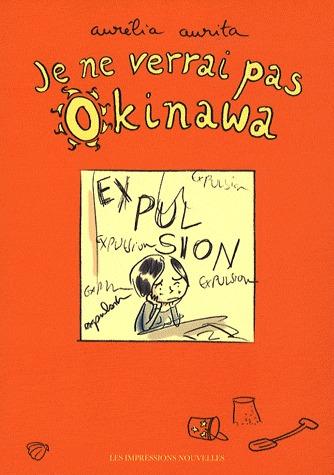 Je ne verrai pas Okinawa édition simple
