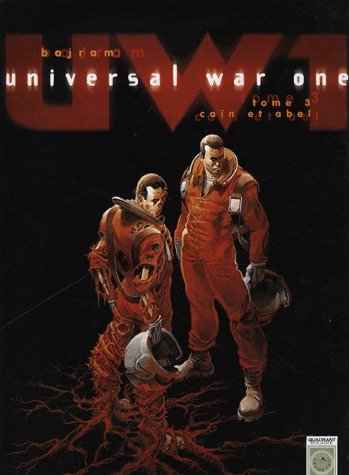 Universal war one # 3 simple