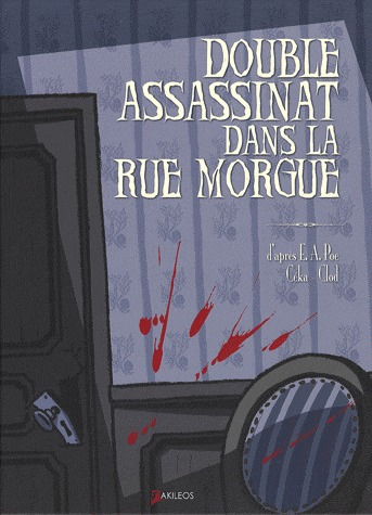 Double assassinat dans la rue Morgue édition Simple