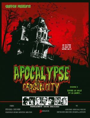 Apocalypse sur Carson city T.3