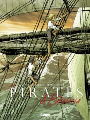 Les pirates de Barataria # 4