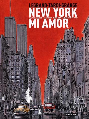 New York Mi Amor édition Recueil