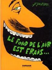 Le fond de l'air est Fred édition Réédition 1993