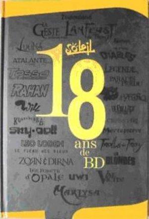 18 ans de BD édition Limitée