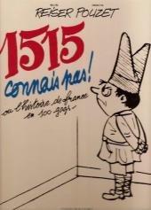 L'histoire de France en 100 gags édition Réédition