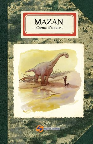 Carnet d'auteur - Mazan édition limitée