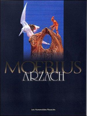 Arzach édition Réédition 2006