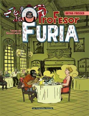 Profesor Furia édition simple