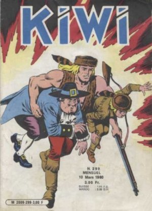 Kiwi # 299
