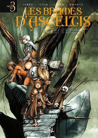 Les brumes d'Asceltis édition intégrale
