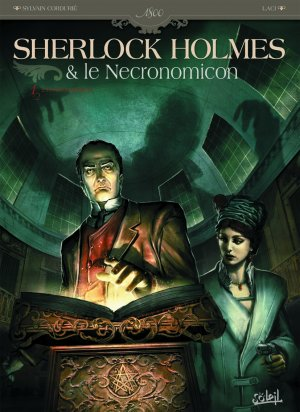 Sherlock Holmes et le Necronomicon édition simple