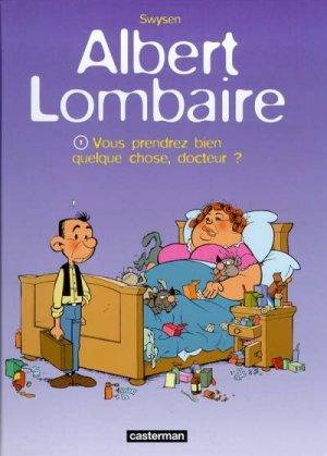 Albert Lombaire édition Simple