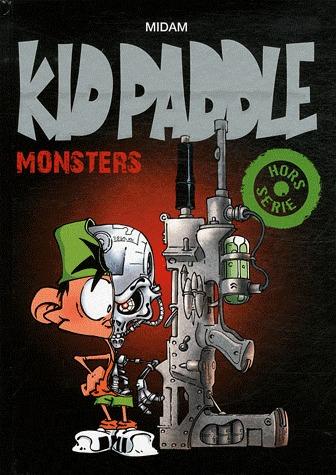 Kid Paddle édition Hors-série réédition