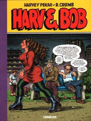 Harv and Bob édition simple