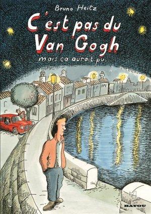 C'est pas du Van Gogh mais ça aurait pu... T.2