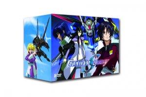 Mobile Suit Gundam Seed Destiny édition Box