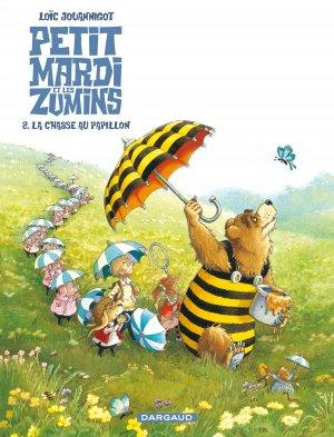 Petit mardi et les Zumins 2 - La chasse au papillon