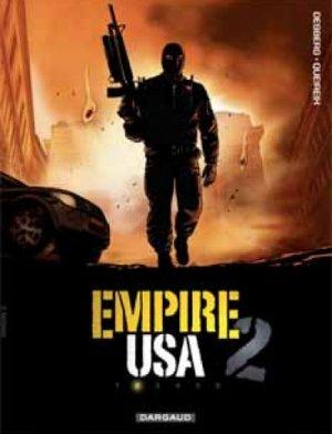 Empire USA 8 - Saison 2 - Tome 2