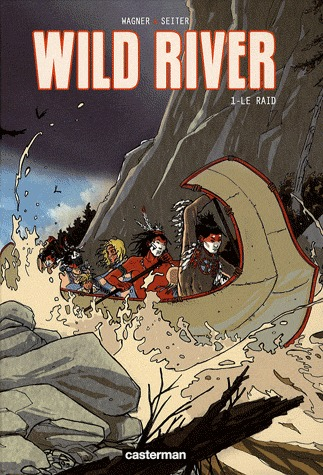 Wild river édition simple