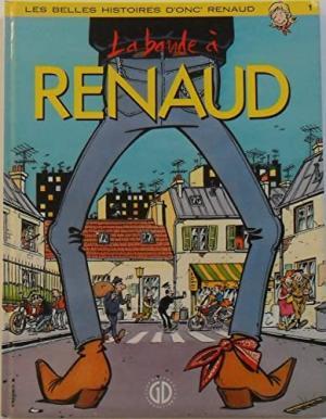 Les belles histoires d'onc' Renaud édition simple