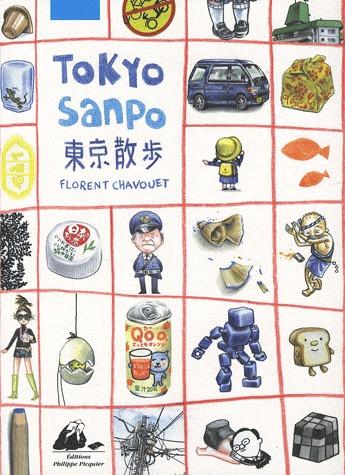 Tokyo Sanpo édition Simple