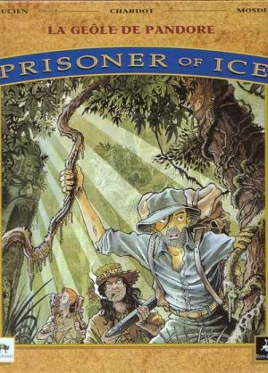 Prisoner of ice édition simple