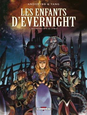 Les enfants d'Evernight édition simple