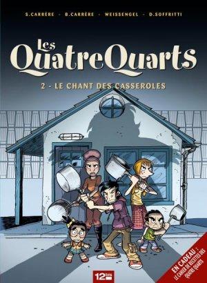 Les Quatre Quarts T.2
