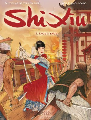 Shi Xiu, reine des pirates édition simple