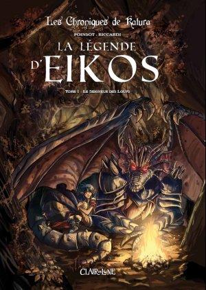 Les chroniques de Katura - La légende d'Eikos édition simple