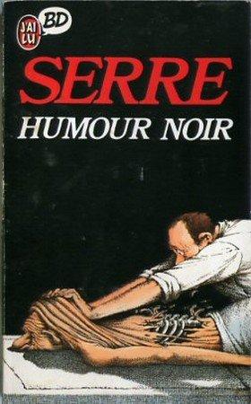 Humour noir et hommes en blanc édition Simple