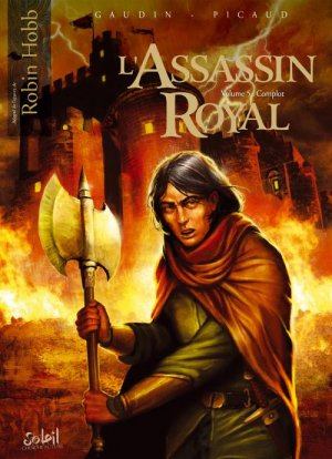 L'assassin royal #5