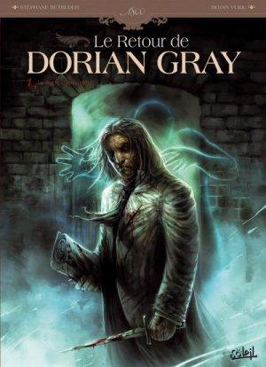 couverture, jaquette Le retour de Dorian Gray 1  - Le sacre d'invisible Ier (soleil bd)